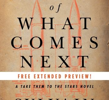 Free extended preview of A HISTORY OF WHAT COMES NEXT