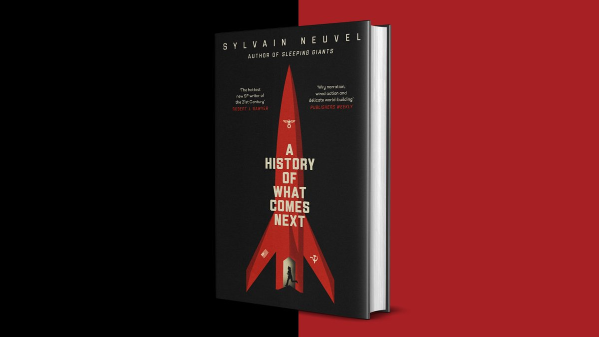 FPTV: Sylvain Neuvel unveils A History of What Comes Next!